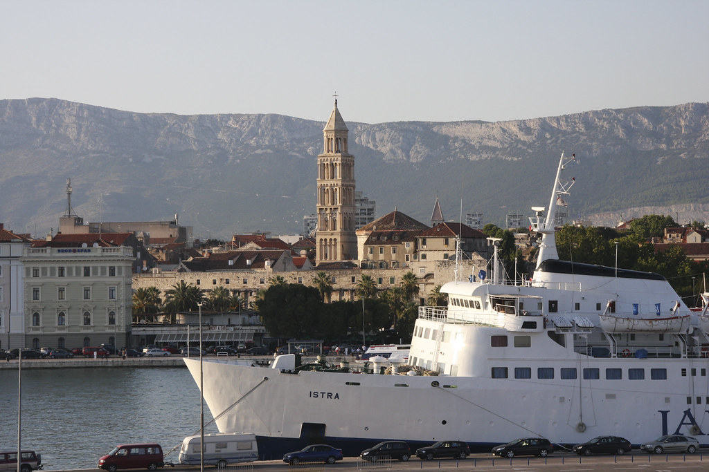Ferry from Split, Croatia to Ancona, Ita by Natalie Wilson, on Flickr