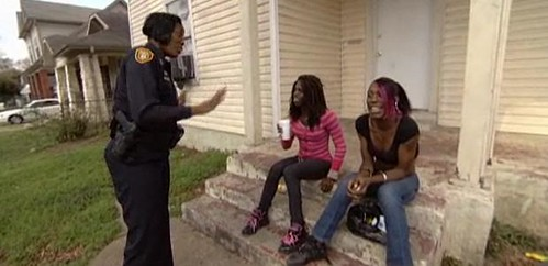 post televism police women memphis depicts trans with respect