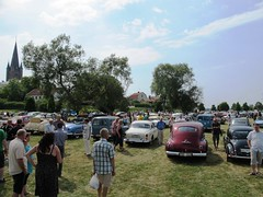 Classic Car show in Mariestad Sweden #1