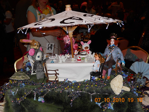 Malice in Wonderland Tea Party