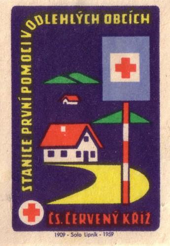 Stanice prvni pomoci v odlehlych obcich