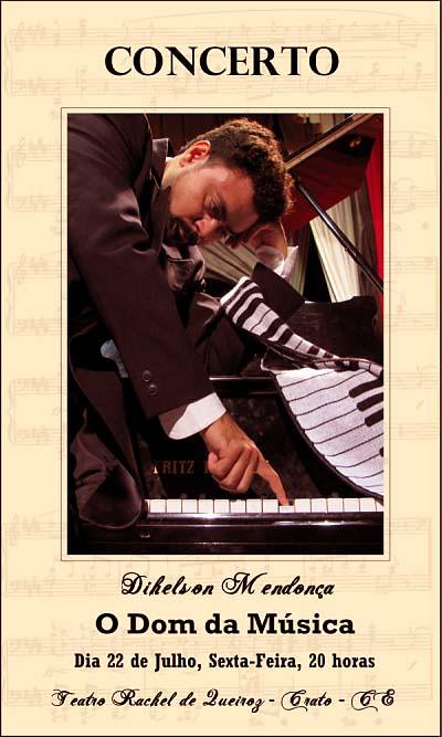 Concerto de Piano 400 - Dihelson Mendonça