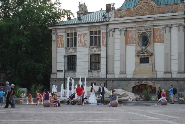 le Palais des Arts - place Szczepanski 3