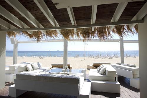 El Chiringuito 2010, Beach Restaurant