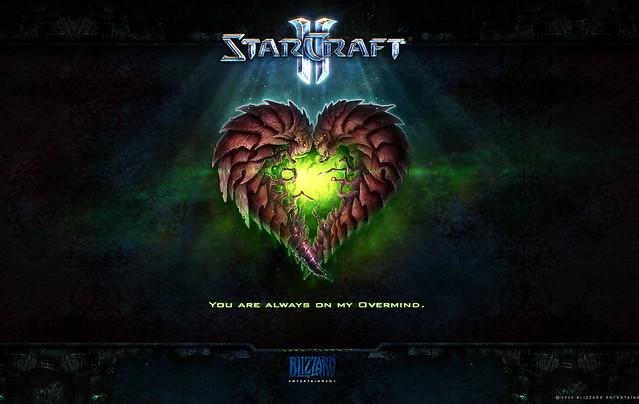 Starcraft II Wallpaper Zerg