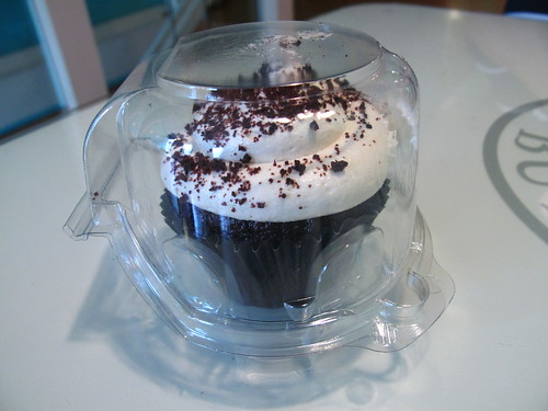 """My cuppy from Sugarland - """"to go""""! So cool!"""