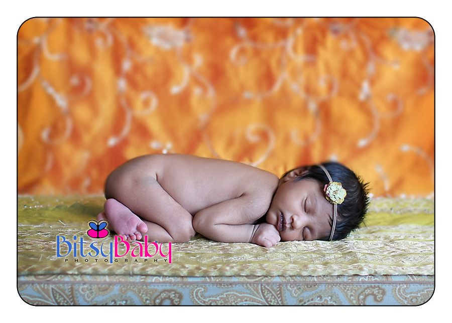 another saree for baby!