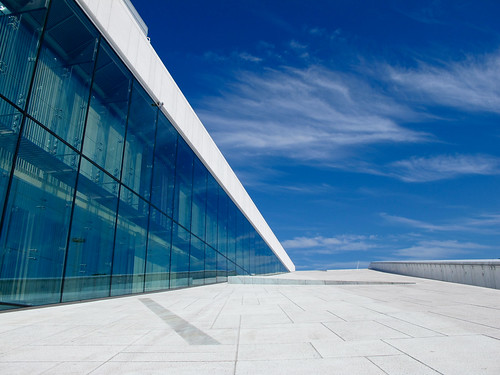 The Opera House - Oslo, Norway