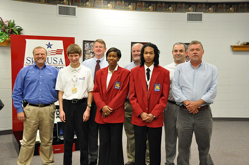 Siemens PLM Honors Isaac Wasilefsky for SkillsUSA Technical Drafting Competition; Using Solid Edge
