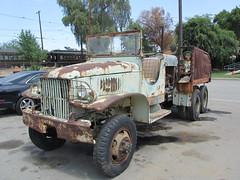 GMC CCKW Military Truck + Drill (MR38) Tags: truck rust military bit gmc drill asis cckw