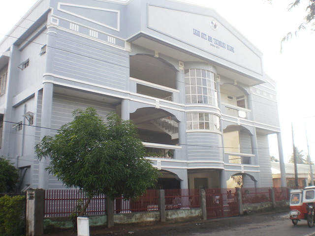 Ligao Arts and Technology Building