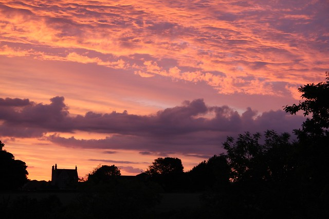 Gloucestershire Sunset Two