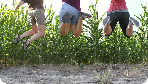 Corny Butt Jump