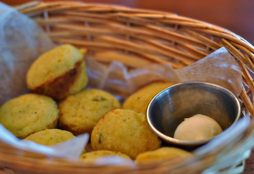 East Side Cafe ~ Jalapeno Corn Bread Muffins (Austin, TX)