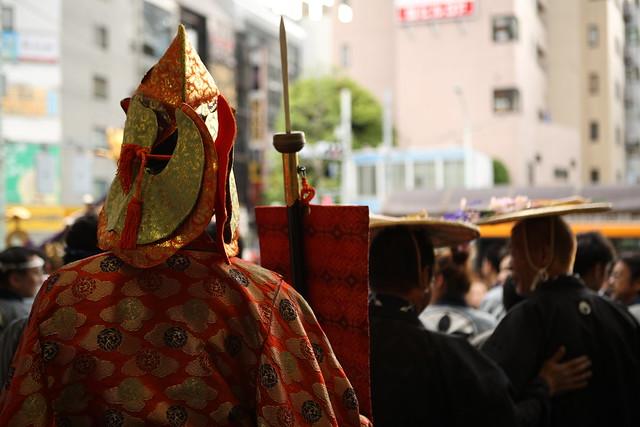 祭りの装束