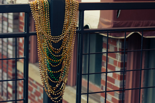 """Life is a train of moods like a string of beads"""