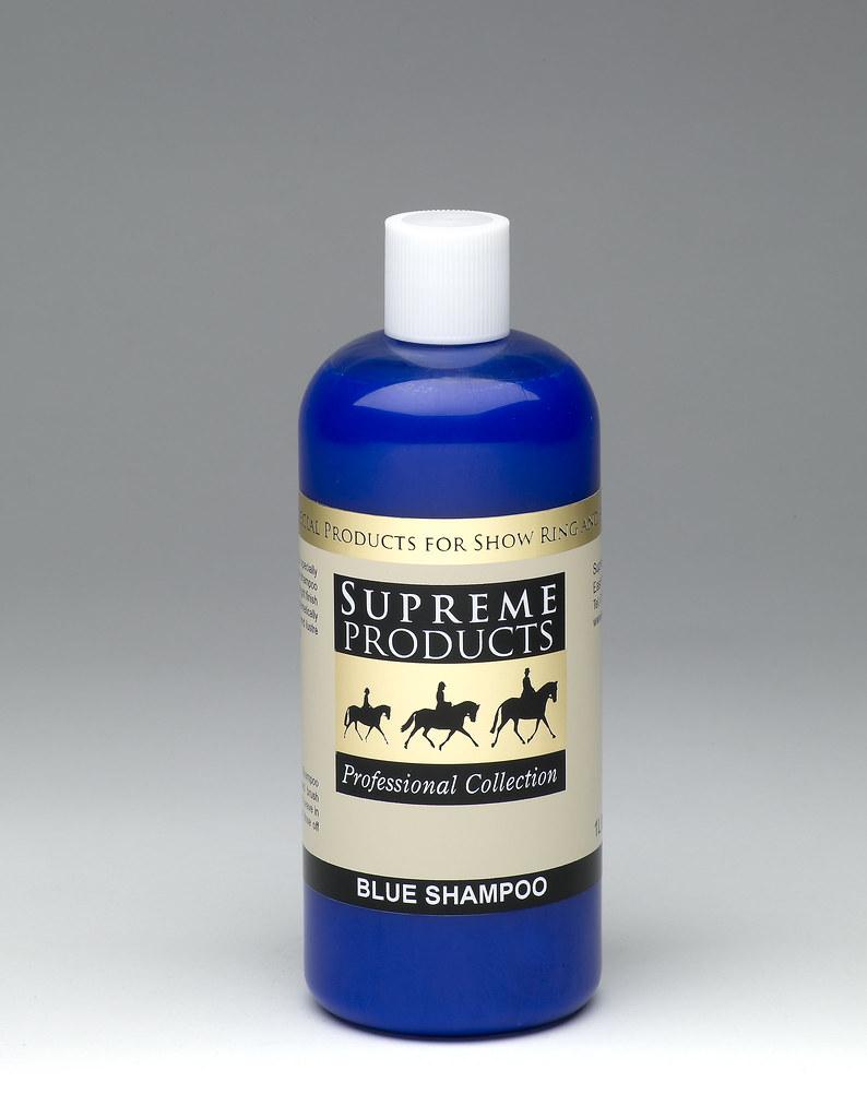 Supreme Products Blue Shampoo 500ml