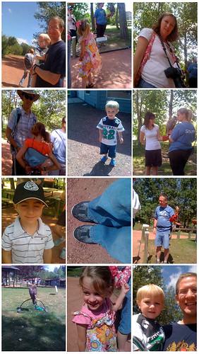 Snapshots from Alden