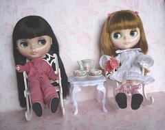Giovanna e Nina!