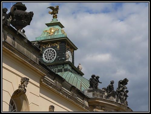 Bildergalerie Schloss Sanssouci