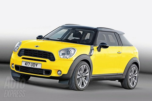 3 Door MINI Countryman