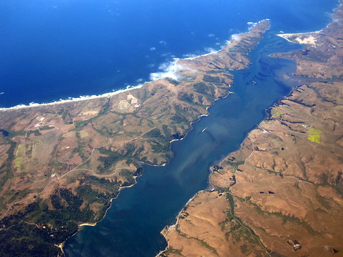 The point of Point Reyes