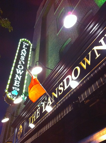 The Lansdowne #bmmnight