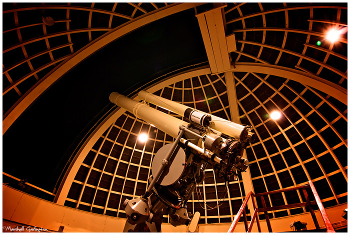 Zeiss Telescope