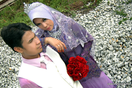 outdoor portraiture | afiff & intan
