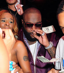 Rick Ross Teflon Don Album Release Party