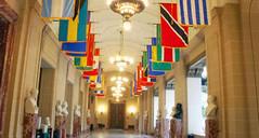Hall De Las Americas