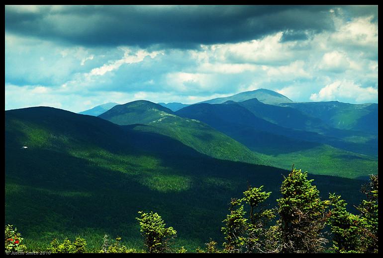 Southern Presidential Ridge