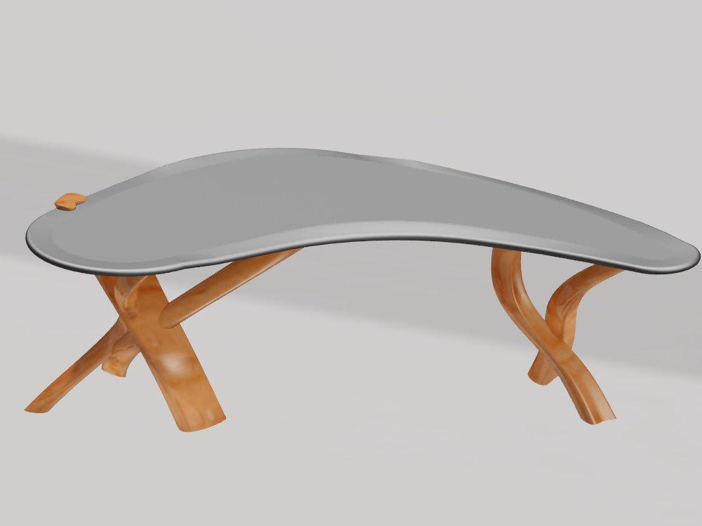 Executive Desk - Metaphor - Free Form
