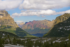 Glacier NP (Asad K) Tags: mountain snow nationalpark montana glacier glaciernationalpark