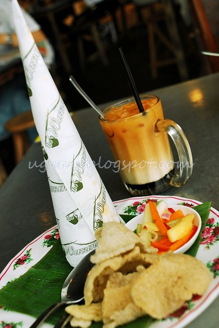 Nasi Tumpang - The Warung