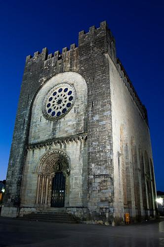 Iglesia de San Nicolás en Portomarín