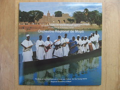 Orchestre Regional de Mopti - S/T - Mississippi Records