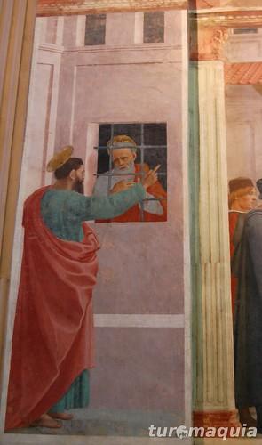 Capela Brancacci - Florença