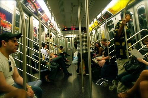 F Train home