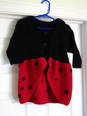 Ladybug Jacket