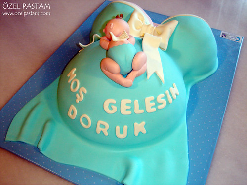Hamile Pasta / Pregnant Cake