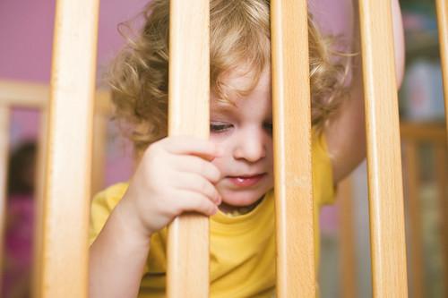 G'Bye Crib!