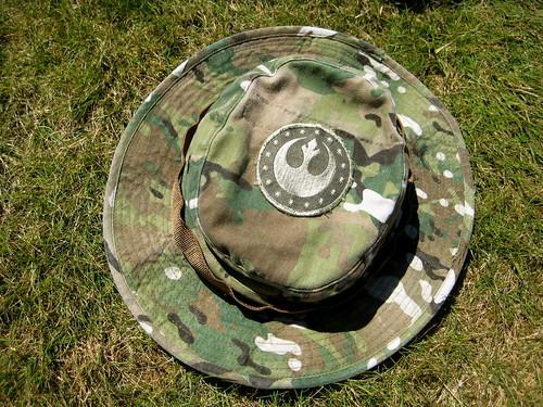 Boonie Hat: Top