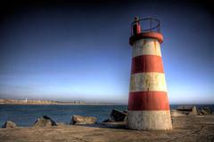 HDR - Farol: Old Lighthouse