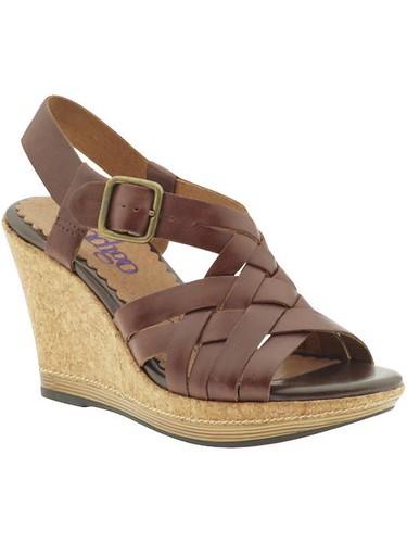 Clarks Plover sandal wedge