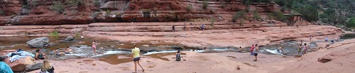 Slide Rock in Arizona