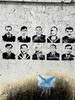 """Choices"" (joycehillstudio) Tags: travel streetart art collage painting graffiti buffalo artist acrylic photos mixedmedia events hill spray next canvas announcement textures joyce works around paints spattering spraypaints joycehill"