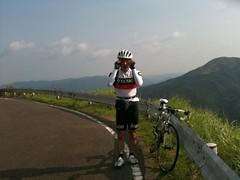 頂上付近でパチリ #2