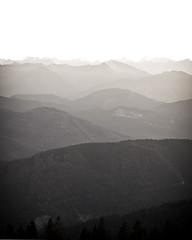 haze (Herr Bastian) Tags: mountains alps nature canon bayern bavaria eos 50mm haze scenery nebel mark 14 natur berge valley gradient 5d 4x5 alpen landschaft tal muted brauneck verlauf verblasst 5dmarkii