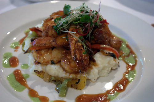 Shrimp and Grits at Commander's Palace